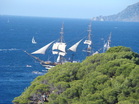 TOULON / TALL SHIPS' RACES